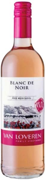 Van Loveren Blanc De Noir Red Muscadel Blush
