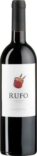 Quinta Vale Dona Maria Rufo Douro Tinto 2018-beschädigtes Etikett