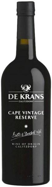 De Krans Cape Vintage Reserve