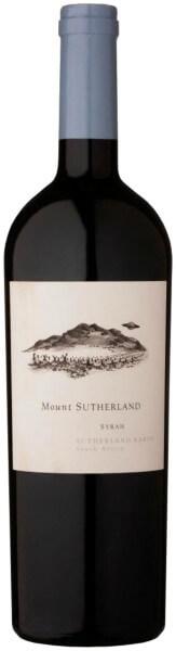 Mount Sutherland Syrah