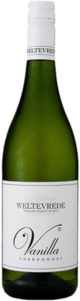 Weltevrede Vanilla Chardonnay
