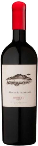 Mount Sutherland Ouberg Syrah