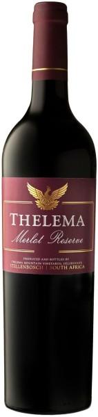 Thelema Merlot Reserve
