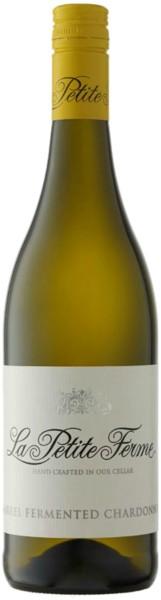 La Petite Ferme Barrel Fermented Chardonnay 2018