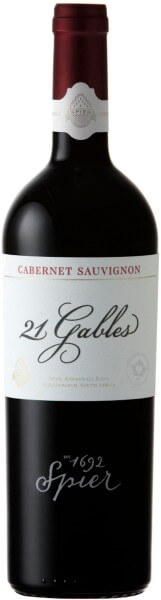 Spier 21 Gables Cabernet Sauvignon