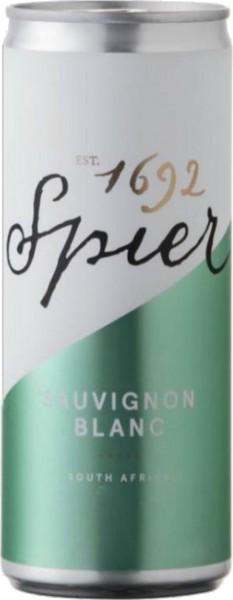 Spier Signature Sauvignon Blanc in Dose (250 ml)