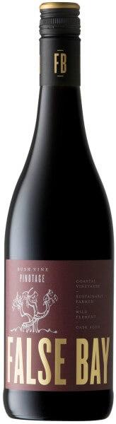 False Bay Bush Vine Pinotage 2018